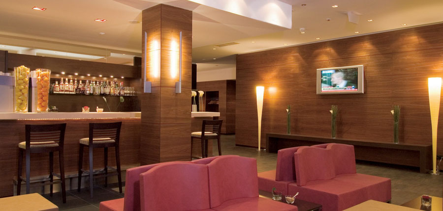 NH Salzburg City Hotel, Salzburg, Austria - Lounge area.jpg